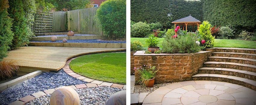 Landscape Garden Design Swansea : Garden ground maintenance ewenny centre