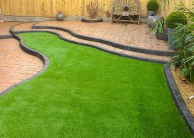 Curves Grass Astro turf