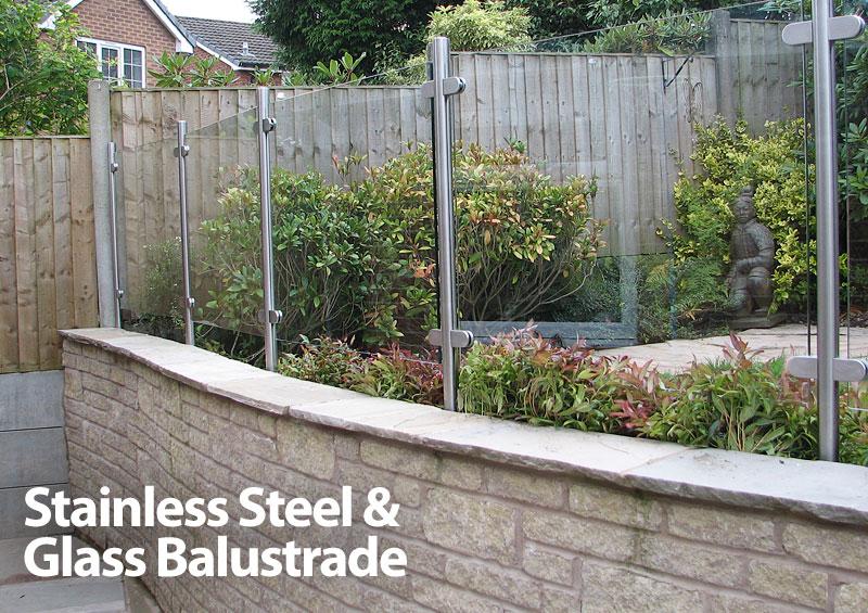 Decking fencing ewenny garden centre bridgend for Garden decking and fencing