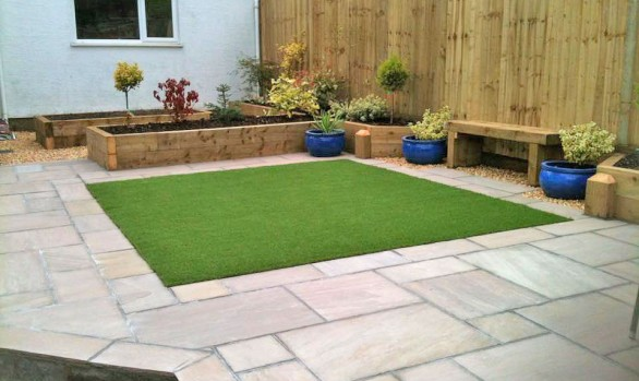 Artificial Grass - Project 1