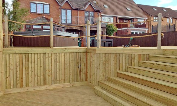 Decking - Project 3