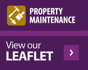 Property Maintenance Leaflet