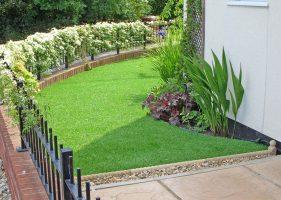 Bridgend Lawn