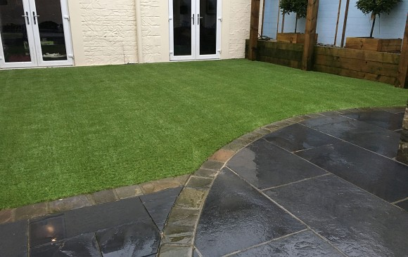 Artificial Grass - Project 4