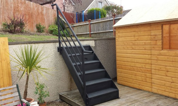 External Steps - Project 2