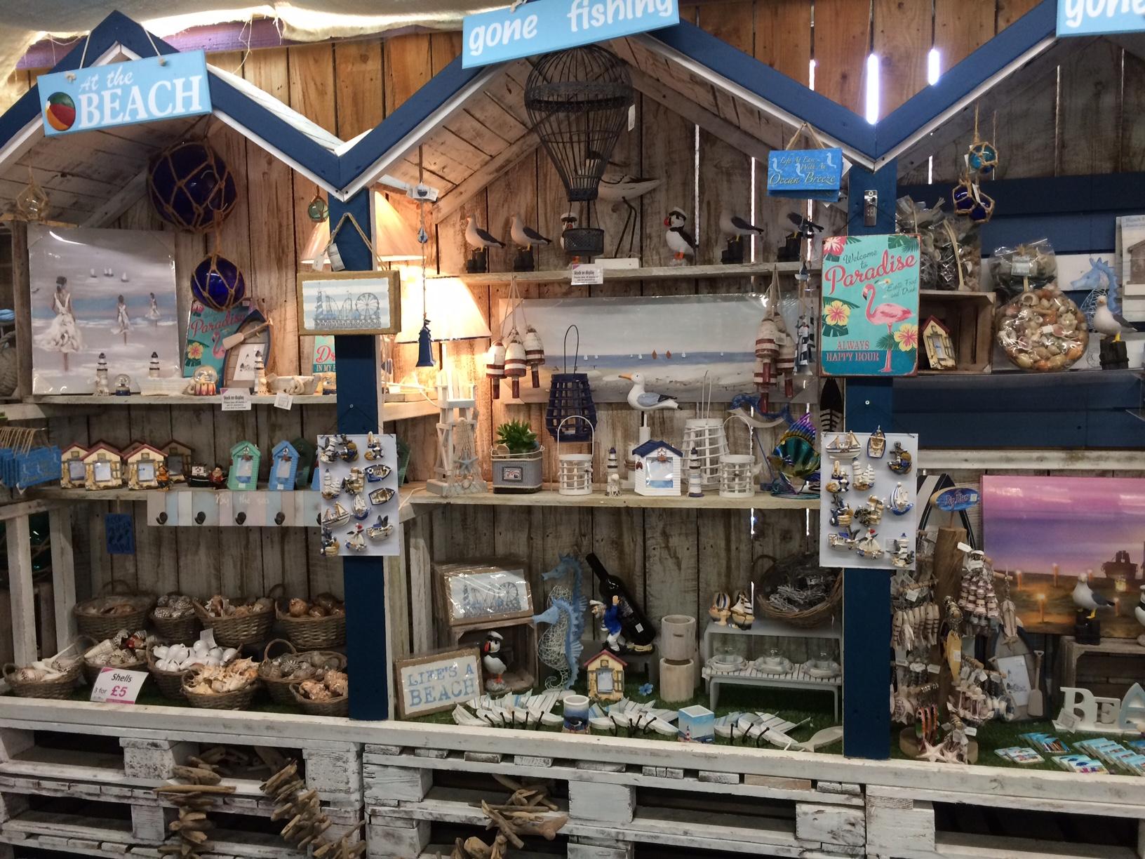 Gift Shop At Ewenny Garden Centre Bridgend