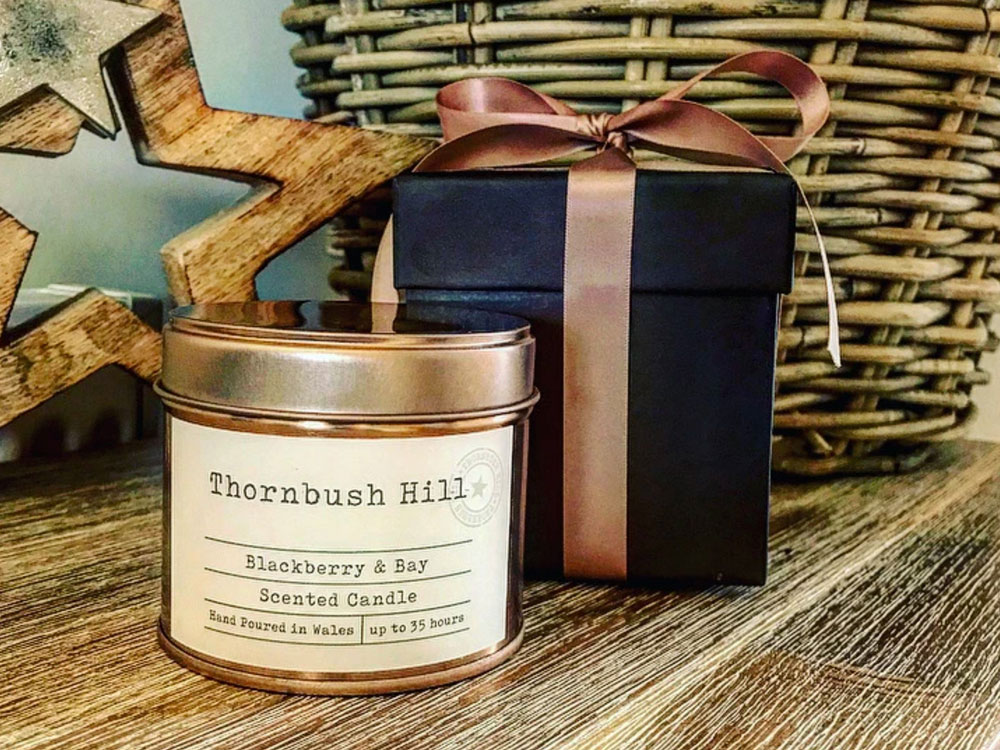 Thornbush Hill Candles